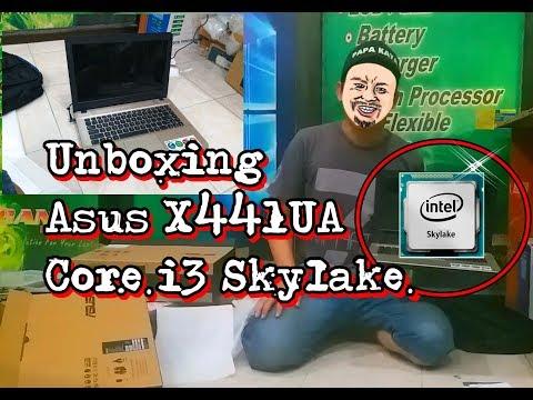 [ Unboxing ] Review Laptop Core i3 Terbaru Asus X441U / X441UA Murah Elegan