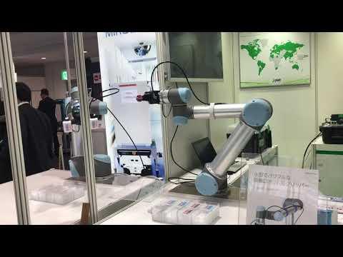 .日本機器人展開幕:探索最先進的機器人技術