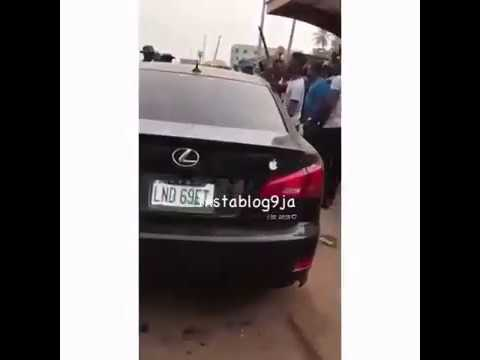 Nigerian Army men save a young man from being Harrased by SARS officials #EndSARS