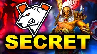 SECRET vs VP - WHAT A FIGHT! - EPICENTER MAJOR 2019 DOTA 2