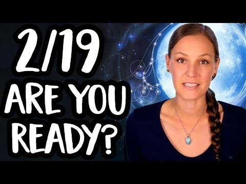 Full Moon February 19th - 5 Things you Need To Know About the SUPER Full Moon Energy