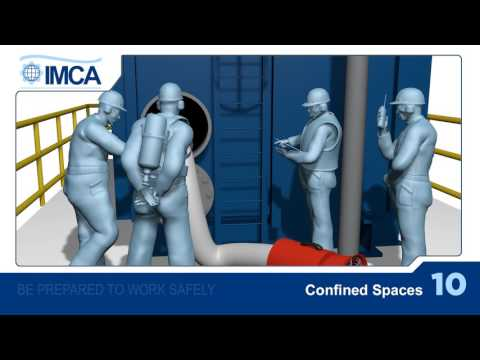 Confined space: the dangers