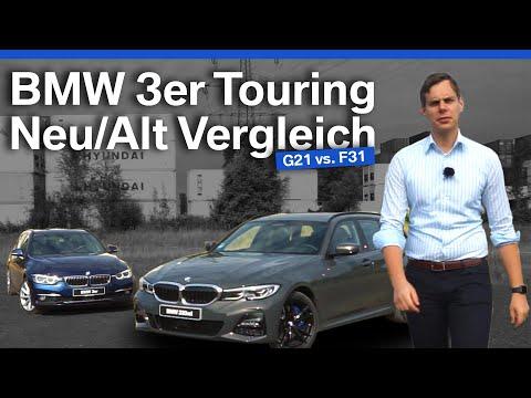 Vergleich BMW 3er