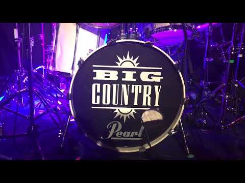 Big Country at The Globe