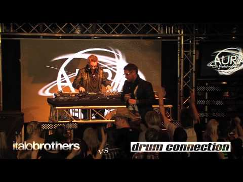 ItaloBrothers vs Drum Connection  Moonlight Shadow & Stamp on the Ground