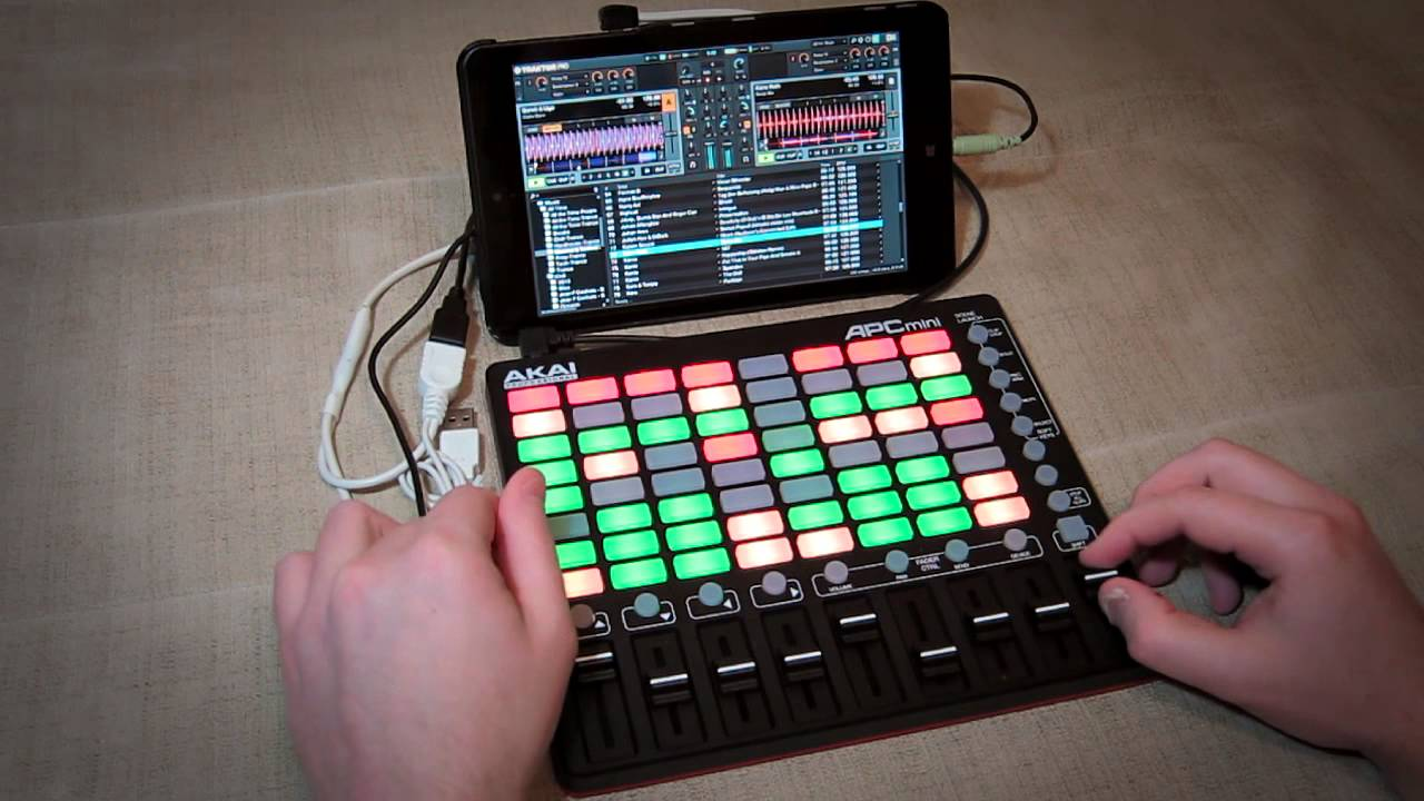 akai apc mini  Most compact setup for DJ with Traktor Pro & Akai APC mini on Lenovo ...