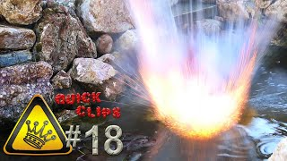 QC#18 - Sodium Metal Exploding