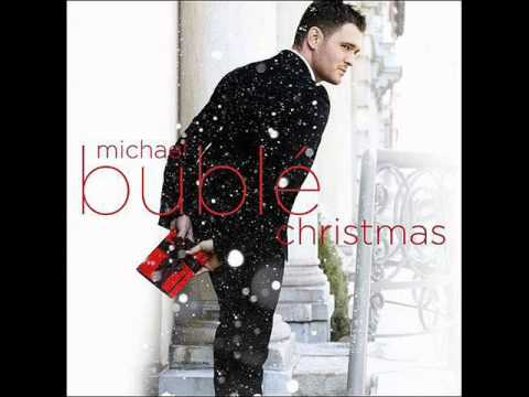 Michael Bublé - All I Want For Christmas Is You (Mariah Carey Song) - YouTube