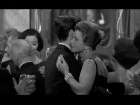 Ingrid Bergman, Anthony Perkins. Goodbye again