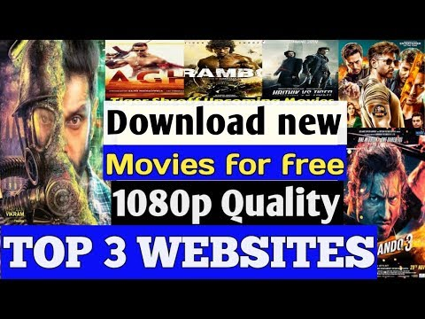Top 5 Websites To Download Movies-how To Download Movies For Free