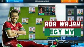 Tutorial merubah wajah/foto pemain di dream league soccer 2018-Tutorial Android#65