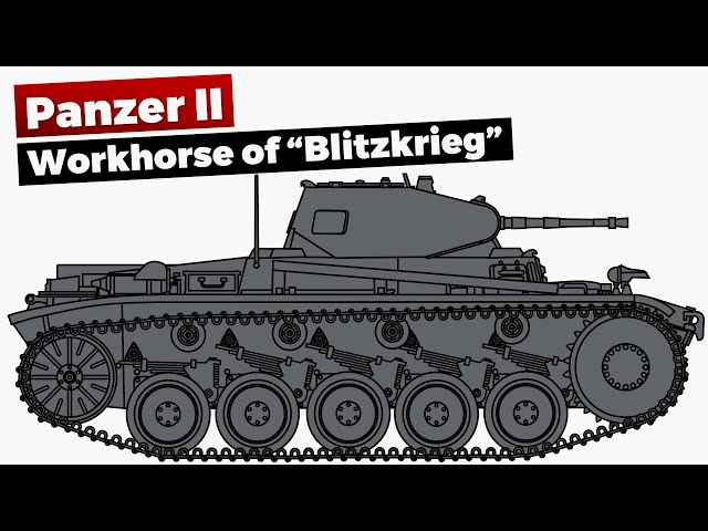 Stopgap to Victory: Panzer II