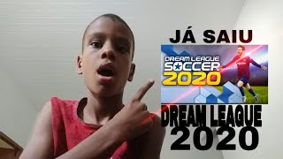 JÁ SAIU!! DREAM LEAGUE 2020