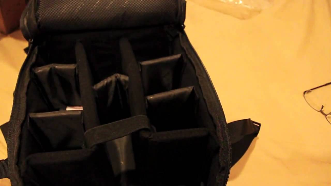 Canon Backpack 200eg Unboxing Youtube