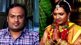 aarthi kiran tamil iyer wedding titles