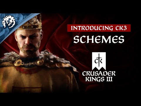 Introducing CK3 - Schemes