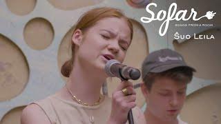 Šuo Leila - Prašau (Alternative version) | Sofar Vilnius