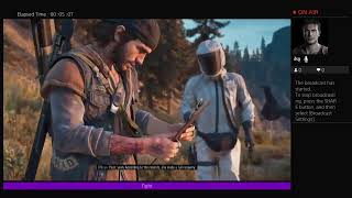 New Game Days Gone Part 1