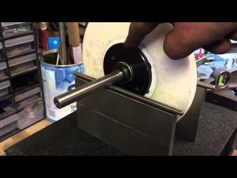 Surface Grinder Basics How To Balance A Grinding Wheel