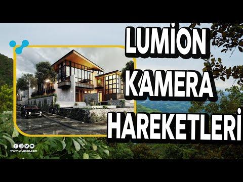 Lumion Kamera Hareketleri