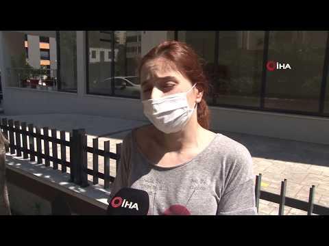 Otomobil ile Ezilen Köpeği Kurtarmak İçin Veterinere Götüren Kadın Konuştu
