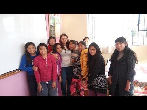 Volunteer Peru Cusco Review Amel Chaman Teaching/orphanage Program