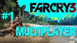 Far Cry 3 Multiplayer Gameplay #1 - Domination on Hideout