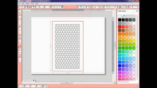 Silhouette Designer _ Making Lattice Easier & With Borders