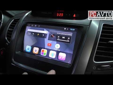 Kia Sorento штатная Android магнитола Vomi VM5003-H-T8