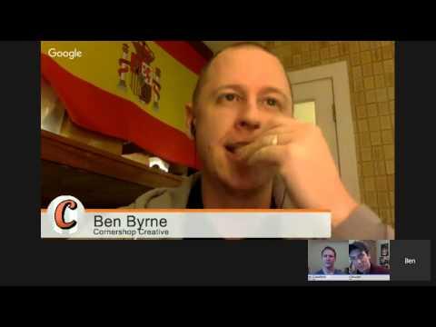 HOA 82: Ben Byrne - Cornershop Creative