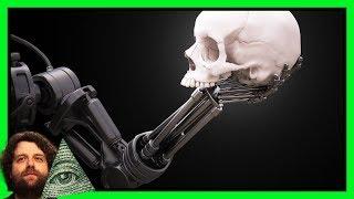 Sztuczna Inteligencja to Zagrożenie dla Ludzkości? - Obawy Bill Gates, Elon Musk, Stephen Hawking