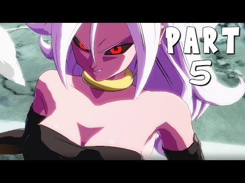 GOTENKS FUSION IN DRAGON BALL FIGHTERZ STORY MODE CAMPAIGN Walkthrough Gameplay Part 5 (DBFZ)