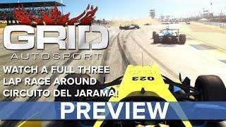 Grid Autosport - Eurogamer Preview