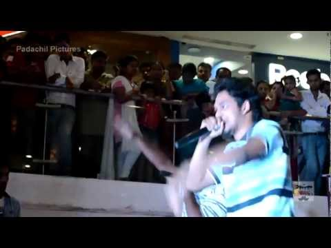 Hiphop Tamizha - Club le Mabbu le Live @ Brookefields, Coimbatore