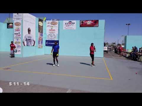 1 Wall Handball ( Timbo Vs Tywan )Final 3WB World Championships. Las Vegas, NV 2019