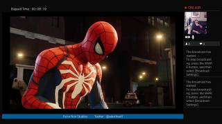 Marvel's Spider-Man. Episode 5. Helicopter chase