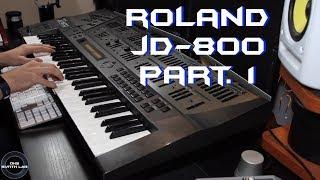Roland JD 800 Preset Part 1