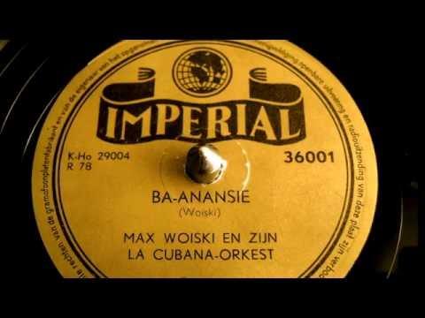 Max Woiski - Ba-anansie - 1951