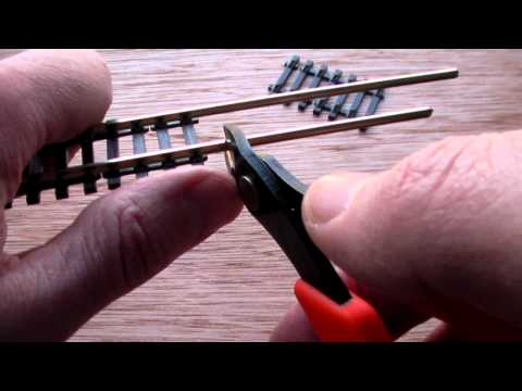 Model Railway Layout Part 5 – Laying Track