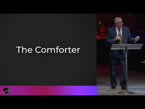 The Comforter – Wayne Huntley