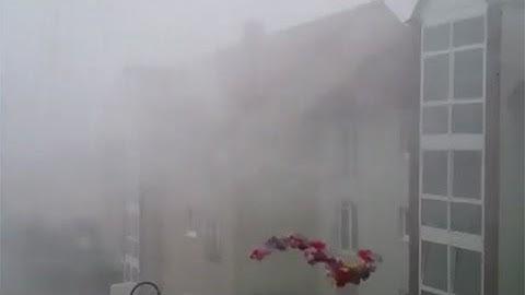 wetteronline.de: Unwetter trifft Halle mit Orkan (07.07.2015)