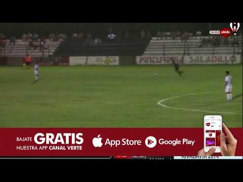 #TorneoRegional Huracán de Saladillo 0 - 1 Racing de Olavarría. Resumen del partido.
