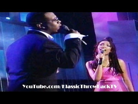 Brandy & Wanya Morris - Brokenhearted Live (1996) - YouTube
