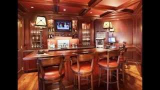 In Home Bar Designs