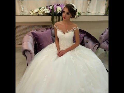 3a6a3114a فساتين زفاف 2017 - YouTube