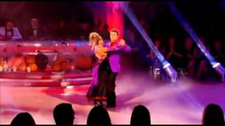 Chelsee Healey & Pasha Kovalev - Tango - Strictly Come Dancing 2011 - Week 5 - SD