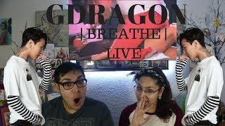 Gdragon- | breathe wth he grindin and shiz!