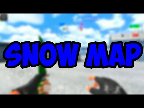 БАГ НА КАРТЕ SNOW MAP. SFG 2 / SPECIAL FORCES GROUP 2 | EENFIRE