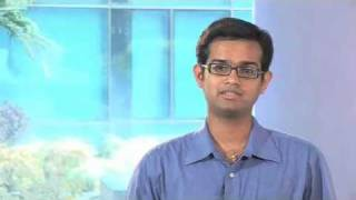 Sidharth shares his first experience at Accenture