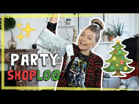 10 PARTY OUTFIT IDEAS DECEMBER 2018 🎄✨